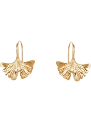 Aurelie Bidermann 'Tangerine' Small Earrings Metallic