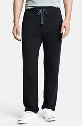 James Perse Men's 'Classic' Sweatpants Black