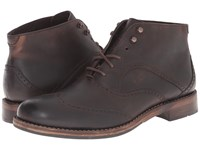 Wolverine Wesley Wingtip Chukka Brown Men's Lace Up Boots
