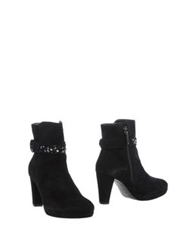 Andrea Morelli Ankle Boots Black