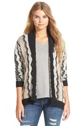 Volcom 'Park It' Cardigan Bone