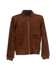 Dr. Denim Jeansmakers Jackets Cocoa