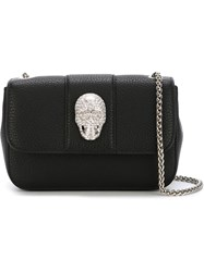 Philipp Plein 'Animal' Crossbody Bag Black