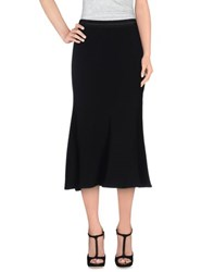 Vdp Club Skirts 3 4 Length Skirts Women Black