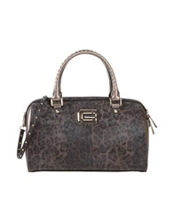 Class Roberto Cavalli Handbags Dark Brown