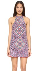 Minkpink Wild For The Night Mini Dress Multi