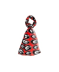 Forever Collectibles Georgia Bulldogs All Over Logo Infinity Scarf Red
