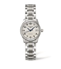 Longines Master Collection Watch Unisex White