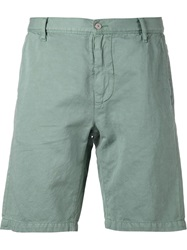 7 For All Mankind Chino Shorts Green