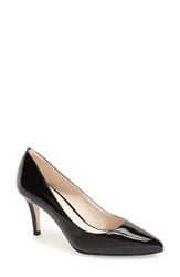 Cole Haan 'Juliana' Pointy Toe Pump Women Black Patent