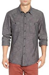 Dockersr Men's Dockers Fitted Chambray Shirt