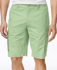 Tommy Hilfiger Men's Classic Cargo Shorts Oil Green