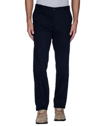 Orlando Trousers Casual Trousers Men Dark Blue