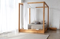 Mash Studios Pch Series Canopy Bed
