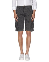 Marville Trousers Bermuda Shorts Men Lead