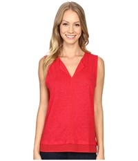 Sanctuary Hanna Shell Summer Berry Women's Clothing Red
