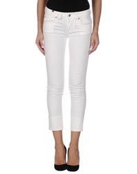 Notify Jeans Notify Denim Denim Trousers Women White