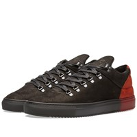 Filling Pieces Mountain Cut Sneaker Black