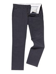 Linea Graham Pindot Trouser Airforce Blue