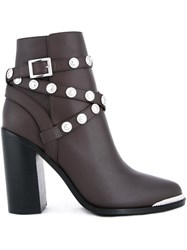 Senso 'Quest' Boots Brown