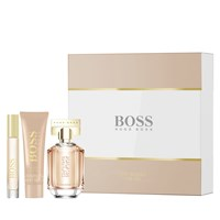 Hugo Boss The Scent 50Ml Eau De Toilette Gift Set