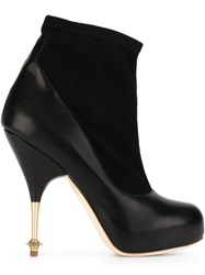Vivienne Westwood Panelled Stiletto Booties