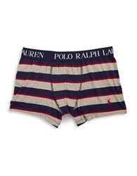 Polo Ralph Lauren Jersey Boxer Brief Andover Heather
