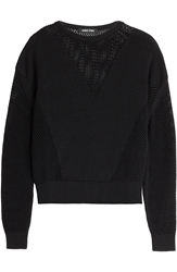 Damir Doma Pullover With Cut Out Detail