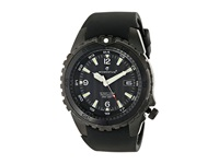 Momentum D6 Night Vision Black Rubber Watches