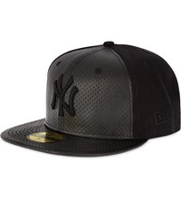 New Era 59Fifty Tonal York Yankees Fitted Cap Black