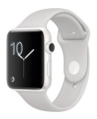 Apple Watch Edition 42Mm White Ceramic Case With Cloud Sport Band
