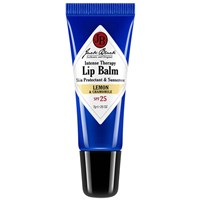 Jack Black Intense Therapy Lip Balm Spf25 With Lemon And Chamomile 7G