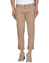 Gaudi' Casual Pants Sand