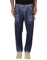 Citizens Of Humanity Citizen Of Humanity By Jerome Dahan Trousers Casual Trousers Men Slate Blue