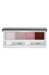 Clinique All About Shadow' Eyeshadow Quad Pink Chocolate New