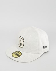 New Era 59Fifty Cap Fitted Boston Red Sox Beige