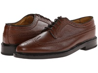 Florsheim Kenmoor Wingtip Oxford Cognac Calf Men's Lace Up Wing Tip Shoes Brown