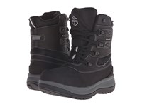 Khombu Balance Black Men's Boots