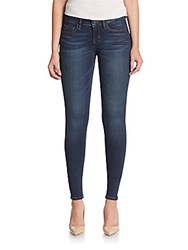 Hidden Jeans Washed Skinny Dark Blue