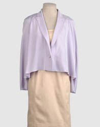Jean Louis Scherrer Suits And Jackets Blazers Women Lilac