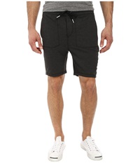 Bench Maderno Relaxed Black Marl Men's Shorts Gray