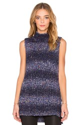 Milly Ombre Tunic Blue