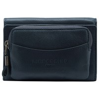 Liebeskind Alexandra 6 Vintage Leather Wallet Dark Blue