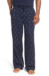 Tommy Bahama Men's Woven Cotton Lounge Pants Tossed Multi Marlin