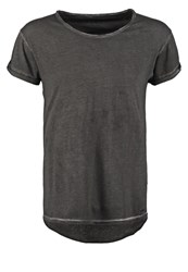 Boom Bap Busted Clean Basic Tshirt Washed Black