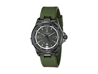 Victorinox Night Vision Swiss Green Green Rubber Watches