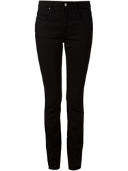 T By Alexander Wang Slim Fit Jeans Black