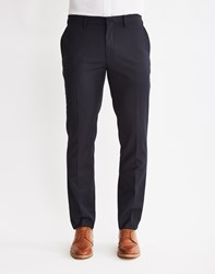 Only And Sons Mens Smart Trousers Navy