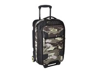 Oakley Long Weekend Carry On Olive Camo Pullman Luggage Green