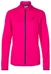 Salomon Discovery Fleece Daisy Pink